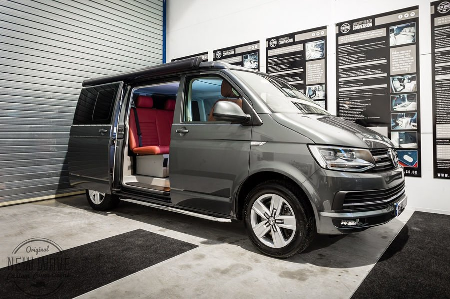 the milburn 39 s vw t6 california upholstery re trim new. Black Bedroom Furniture Sets. Home Design Ideas