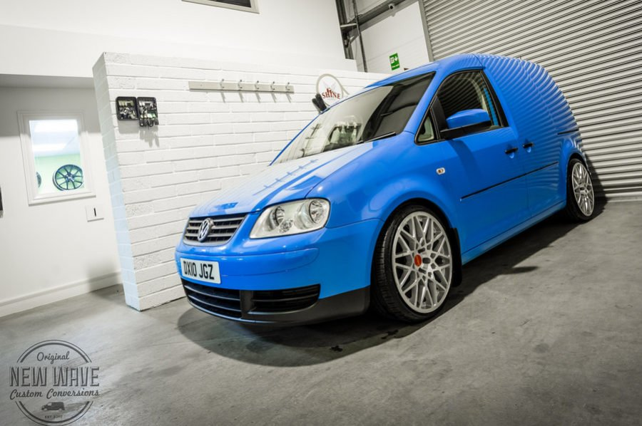 VW Caddy 2010 (SWB) NWCC Panel Van