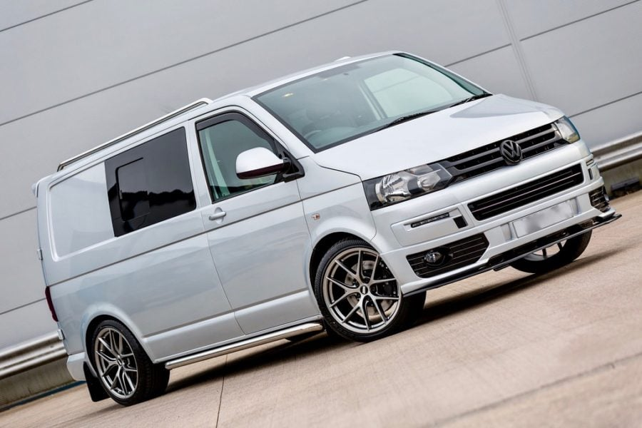 VW T5.1 (SWB) 2011 (T30) – Multipurpose Interior Conversion.