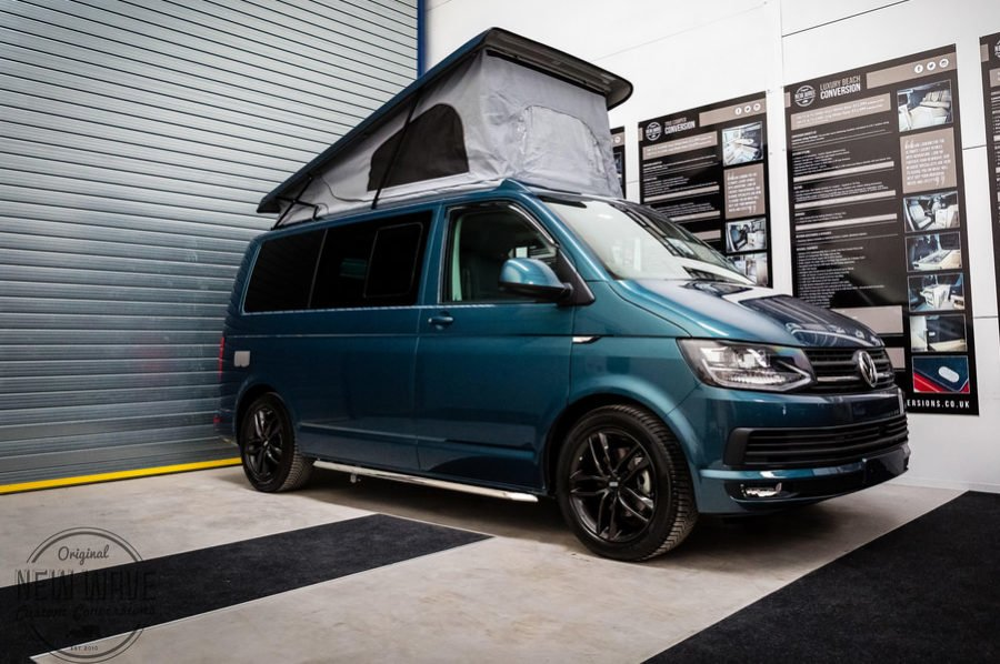 The James' VW T6 Traditional 'LUX' Camper Conversion