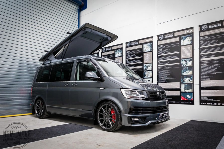 The Weaver's VW T6 Caravelle Conversion