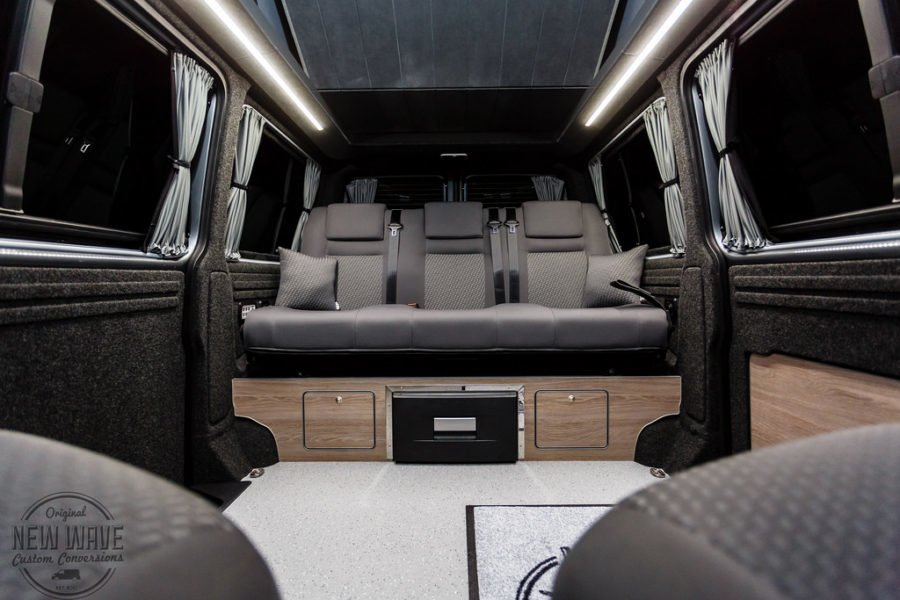 The Merrylees VW T5 Sports Multipurpose Conversion