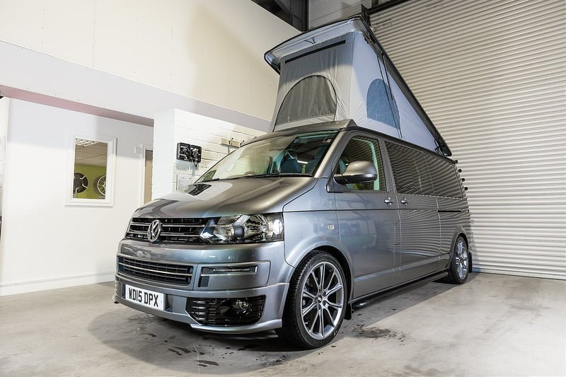 VW T5 Luxury Beach Conversions (LWB) (140 PS)