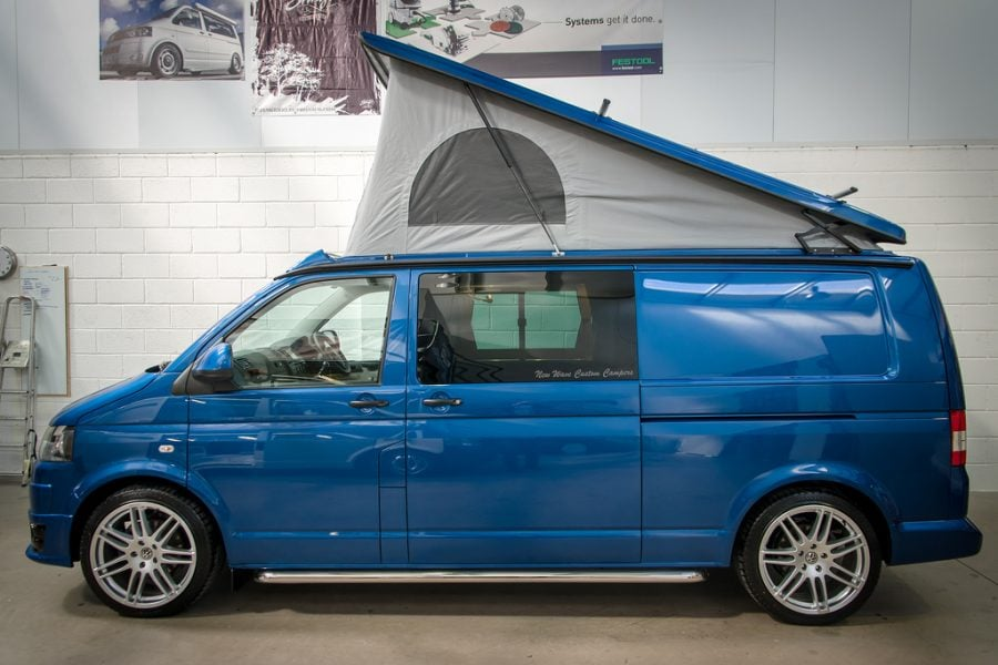 VW T5 LWB TRADITIONAL LUX CONVERSION