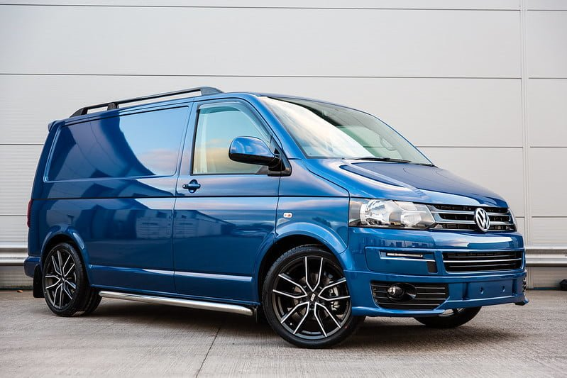 VW T5.1 Highline 140BHP
