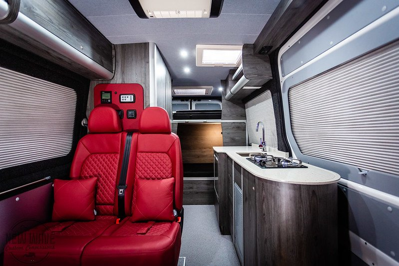 VW Crafter CR35 Highline TDI