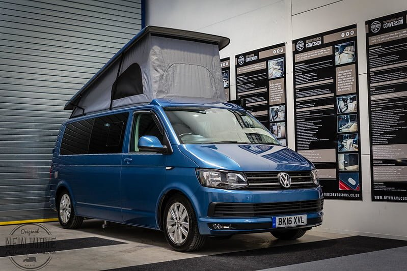 VW T6 LWB Verso Conversion