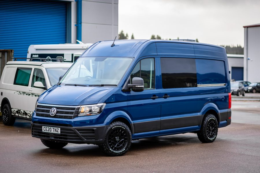 Mrs H VW Crafter Conversion