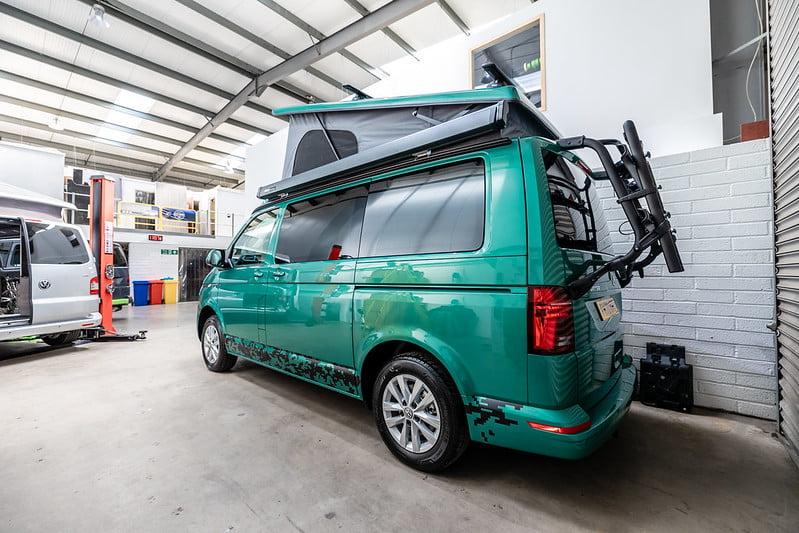 VW T6.1 Verso Conversion