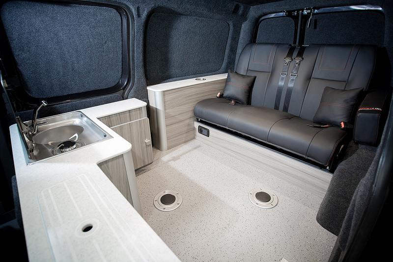 Caddy Maxi Conversion New Wave Custom Conversions
