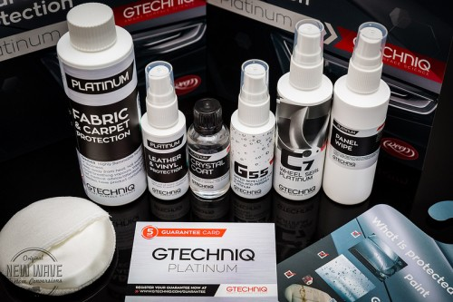 Gtechniq - Platinum - New Wave Custom Conversions